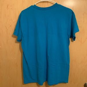 Gildan Tops - Blue Iowa Hawkeye T-Shirt
